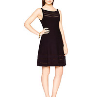 Kate Spade Open Cable Sweater Dress