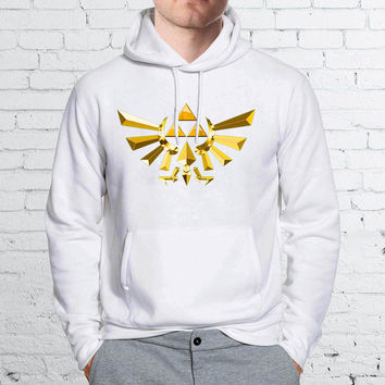 The Legend of Zelda Triforce Unisex Hoodies - ZZ Hoodie