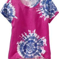Old Navy | Girls Printed Jersey Tees