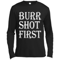 Burr Shot First Alexander Hamilton Fan T Shirts