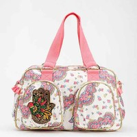 LeSportsac Gypsy Fleur D'Ete Tote Bag- Pink One