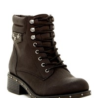 ROCK AND CANDY | Joli Studded Military Boot | Nordstrom Rack