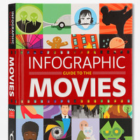 Infographic Guide To The Movies By Karen Krizanovich - Urban Outfitters