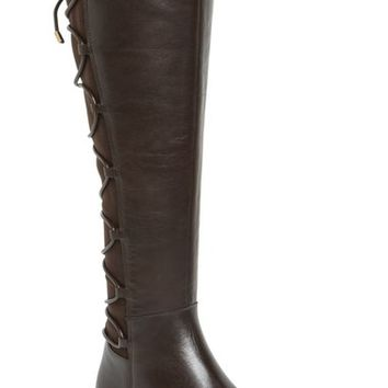Vince Camuto Parle Over the Knee Corset Boot (Women) | Nordstrom