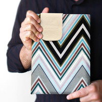 "10"" tablet sleeve Anti stain fabric Zigzag"