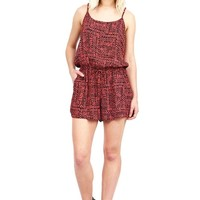 Brickhouse Tribal Romper