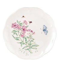 "Butterfly Meadow® Tiger Swallowtail 9"" Accent Plate by Lenox"