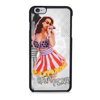 Katy Perry Art iPhone 6 Case