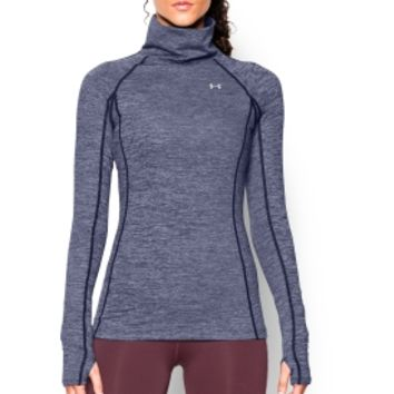 Under Armour Women's ColdGear Cozy Neck Long Sleeve Shirt