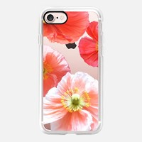 Poppies  iPhone 7 Case by Lisa Argyropoulos | Casetify
