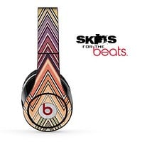 Colorful Vintage V3 Chevron Pattern Skin for the Beats by Dre Solo, Studio, Wireless, Pro or Mixr