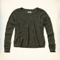 Textured Pullover Sweater
