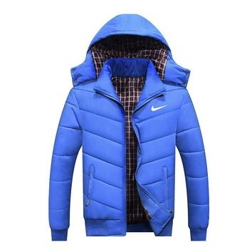 Nike Fashion Cardigan Jacket Coat-1