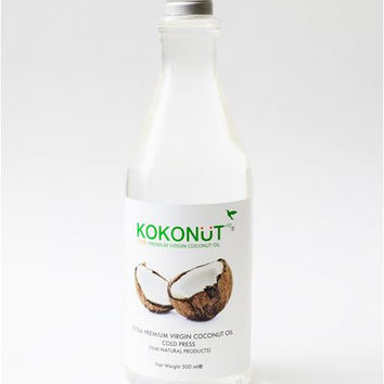 Extra Premium Virgin Coconut Oil (500 ml.)