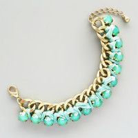 Evergreen Luck Bracelet