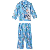 Disney Frozen Olaf Pajama Set - Toddler