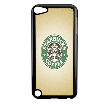 Vintage Starbucks Logo Ipod 5 Case