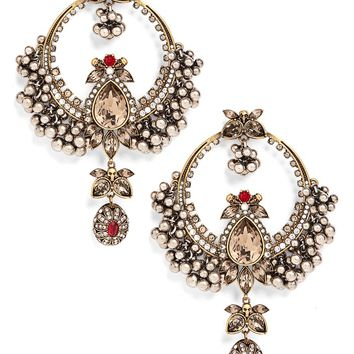 Alexander McQueen Sphere Chandelier Earrings | Nordstrom