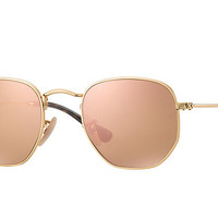 Ray-Ban HEXAGONAL Gold , RB3548N | Ray-Ban® USA