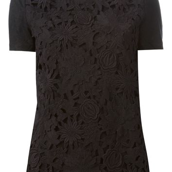 Tory Burch floral lace top