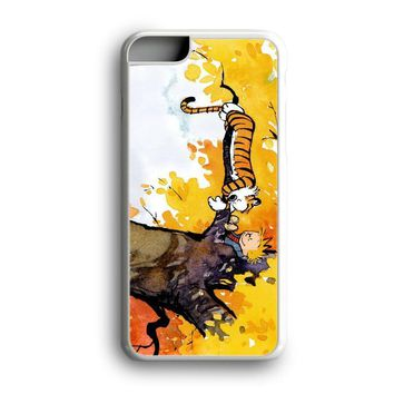 Black Friday Offer Calvin And Hobbes Cartoon Comic iPhone Case & Samsung Case