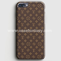 Louis Vuitton Pattern iPhone 7 Plus Case | casefantasy