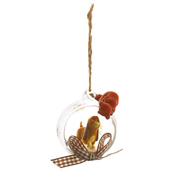 Disney Copper And Tod Christmas Decoration | Disney Store