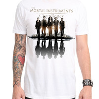 The Mortal Instruments: City Of Bones Group Reflection T-Shirt | Hot Topic