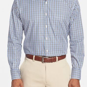 Men's Peter Millar 'Dumbarton Gingham' Regular Fit Sport Shirt,