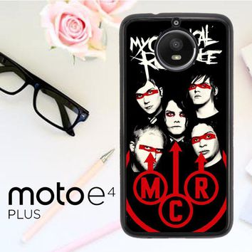 My Chemical Romance C0351 Motorola Moto E4 Plus Case