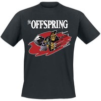 "The Offspring T-Shirt ""Bad Habit"" black"