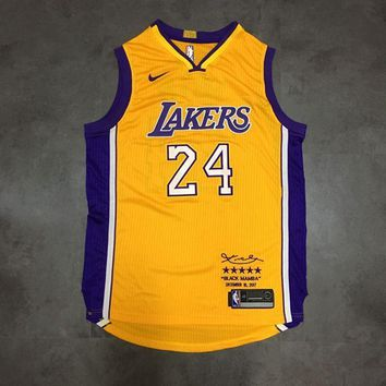 Kobe Bryant Limited Edition Retirement Jersey | Best Deal Online