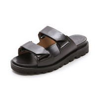 Marc by Marc Jacobs Street Stomp Flat Sandals