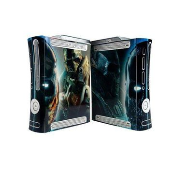 Army of Two Xbox 360 Protector Skin Decal Sticker, Item No.BOX0832-17
