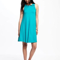 Tiered Dobby Swing Dress for Women | Old Navy