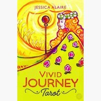 Vivid Journey Tarot Deck & Book