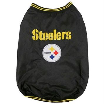 Pittsburgh Steelers Pet Sideline Jacket