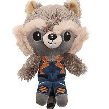 """Licensed cool 8"""" Rocket Raccoon Plush Funko Marvel Guardians Of The Galaxy Vol. 2 Movie NEW"""