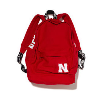 University of Nebraska Campus Backpack - PINK - Victoria's Secret