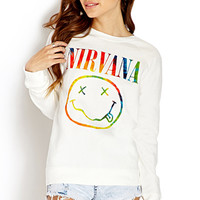 Rockin Nirvana Fleece Sweatshirt