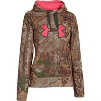 Academy - Under Armour® Women's Camo Big Logo Hoodie