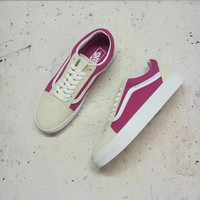 x1love :Vans  Canvas Skate Shoes