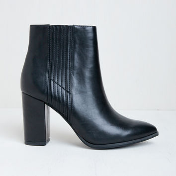 Accordion Ankle Booties By Seychelles