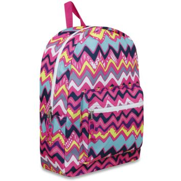 Schools In Backpacks Chevron Fun