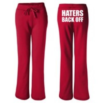 Miranda Sings - Haters Back Off - Women's Sweatpants