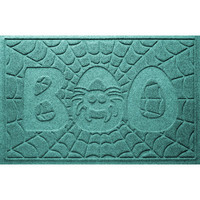 Bungalow Flooring Aqua Shield Boo Spider Doormat