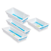 Real Simple Expand-To-Fit Drawer Organizers - Bed Bath & Beyond