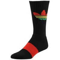 adidas Original Large Trefoil Crew - Men's at Foot Locker