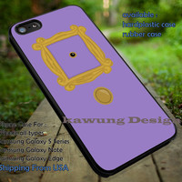 Friends Tv Show Door Peep Hole Art iPhone 6s 6 6s+ 5c 5s Cases Samsung Galaxy s5 s6 Edge+ NOTE 5 4 3 #movie #Friends dt