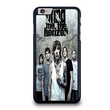 bring me the horizon iphone 6 6s plus case cover  number 1